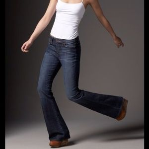 Joes Visionaire Wide Leg Mid-Rise Jeans Size 26